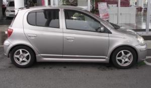 2003 toyota vitz rs turbo ncp13 1.5 for sale japan 81k-4