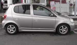 2003 toyota vitz rs turbo ncp13 1.5 for sale japan 81k-4