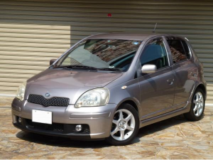2003 toyota vitz trd turbo ncp13 1.5 for sale japan 134k