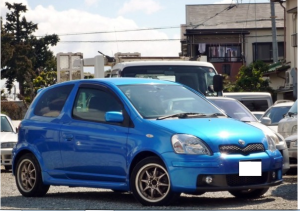 2003 toyota vitz TRD turbo sale japan 1.5 67k-1 rs (2)