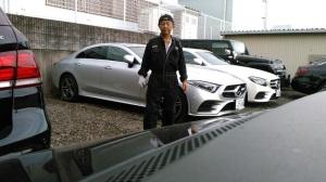 Car exporter Kararate 4 dan