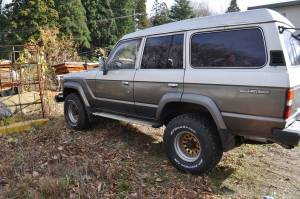 1987 toyota land cruiser hj61 for sale in japan hj61v. 1