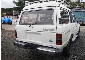 1987 toyota land cruiser landcruiser hj61 hj61v vx MT 4.0 diesel 4wd for sale in japan