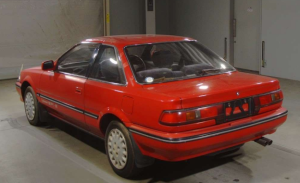 1990 toyota corolla ae91 1.5 zs for sale in japan