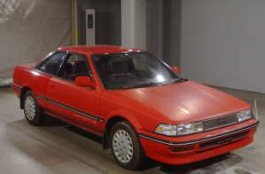 1990 toyota corolla ae91 1.5 zs for sale in japan zs