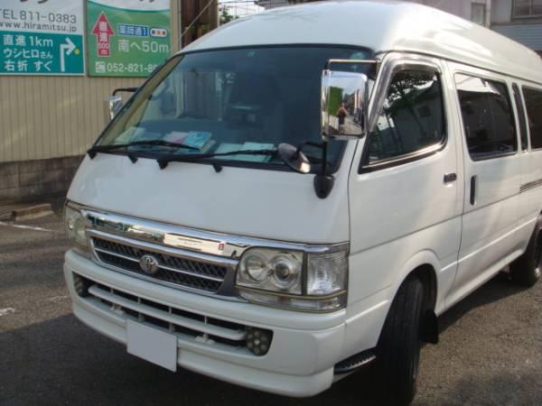 toyota hiace vans for sale car interior design. Black Bedroom Furniture Sets. Home Design Ideas