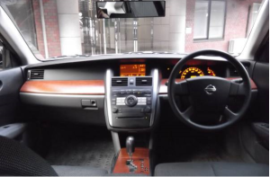 2003 nissan teana 4wd tnj31 250jk four for sale in japan 116k-2