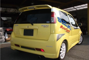 2003 suzuki swift sport ht81s for sale japan 36k-1