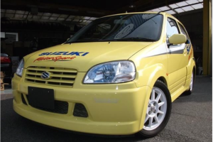 2003 suzuki swift sport ht81s for sale japan 36k