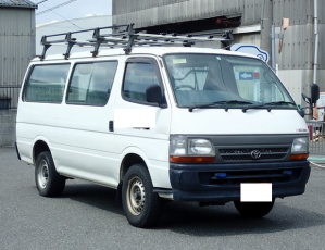2003 toyota hiace van rzh112 rzh112v dx 2.0 for sale in japan