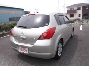 2004 nissan tiida sale japan 86k model-1