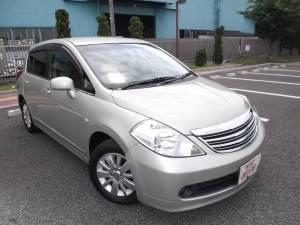 2004 nissan tiida sale japan 86k model