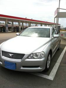 2005 toyota mark x for sale in japan