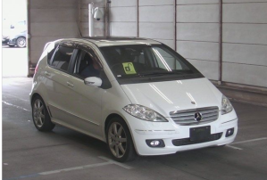 mercedes benz a200 turbo for sale in japan