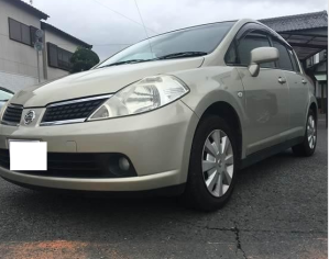 2007 Nissan Tiida C11 1.5 M15 for sale in japan