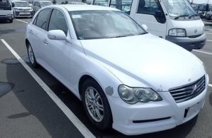 2007 toyota mark x grx120 250g 2.5 for sale in japan