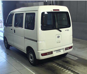 daihatsu hijet cargo minivan 2015 for sale japan
