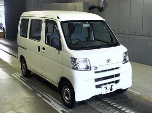 2015 daihatsu hijet cargo s321v van for sale in japan
