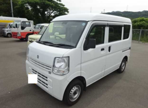 2015 suzuki every van da17v hbd-da17b for sale in japan