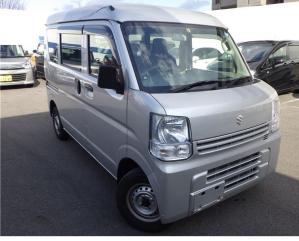 2017 suzuki every van da17v for sale in japan