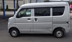 hbd-da17v suzuki ever van for sale in japan