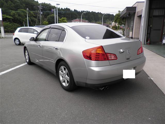 2002 nissan skyline 250gt for sale japan jpn car name for sale japan tel fax 81 561. Black Bedroom Furniture Sets. Home Design Ideas