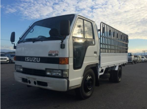 1992 isuzu elf 1.5 tonne truck nhs55ea diesel for sale japan