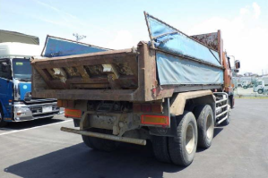 isuzu cxz72jd tipper for sale japan