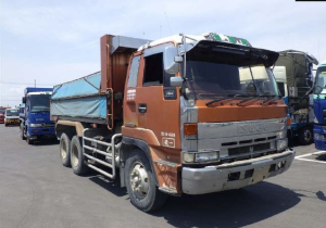 cx72jd 10 ton tipper dump truck fir sale in japan