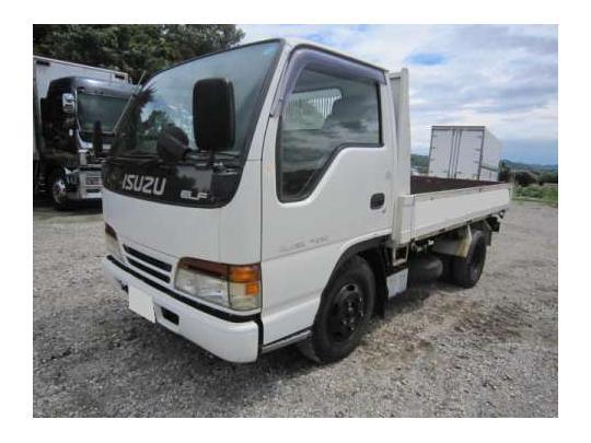 isuzu elf 2 ton dump truck for sale japan nkr66ed nkr 66 jpn car name for sale. Black Bedroom Furniture Sets. Home Design Ideas