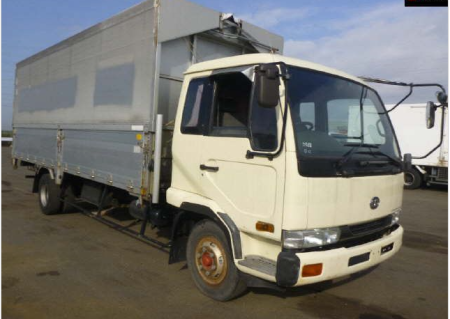 1997 nissan diesel ud condor mk211 for sale in japan 360k