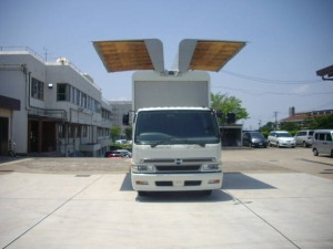 2000 hino ranger fd1j fd truck for sale japan