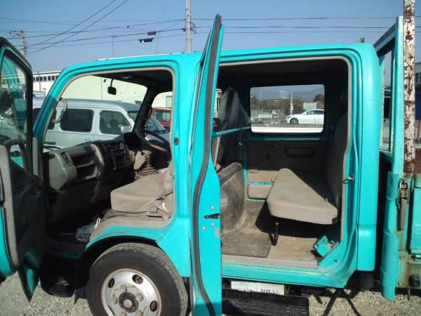 2006  2002 2001 Xzu 347  Toyota  Dyna  Double  Cab  For  Sale  Japan  Kdy230  Pickup  Truck