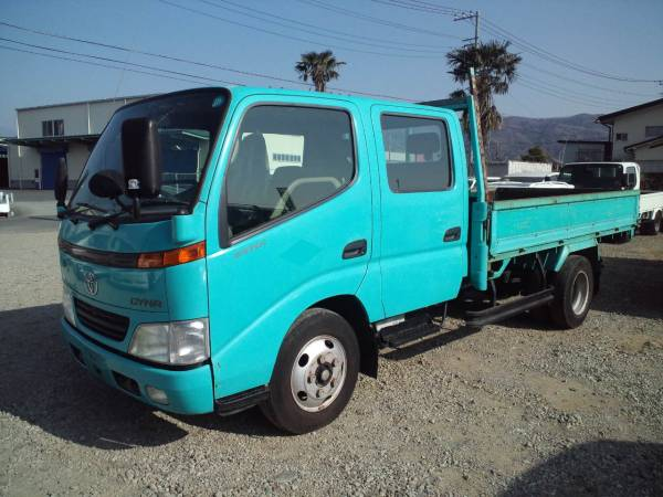 2006 Toyota Dyna Double Cab For Sale Japan Kdy230