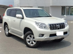 2000 toyota land cruiser prado trj150 trj150w 2.7 tx 19k for sale in japan