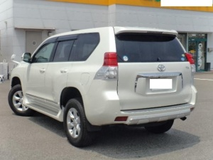 2000 toyota land cruiser prado trj150 trj150w 2.7 tx 19k for sale in JAPAN -1