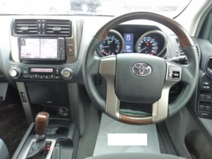 2000 toyota land cruiser prado trj150 trj150w 2.7 tx 19k for sale in JAPAN -2
