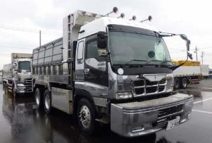 2003 isuzu cxz52 tipper dump trucks for sale in japan