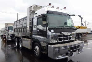 2003 isuzu cxz52 tipper dump trucks for sale in japan