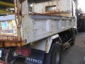 2004 hino tipper dump truck fc fc3jcea sale japan 90k japan-1