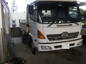 2004 hino tipper dump truck fc fc3jcea sale japan 90k japan