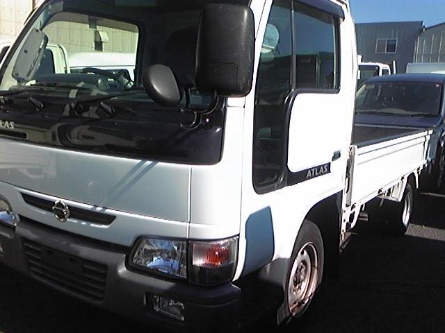 2004 nissan atlas diesel truck for sale japan 1 5 ton jpn car name for sale japan. Black Bedroom Furniture Sets. Home Design Ideas