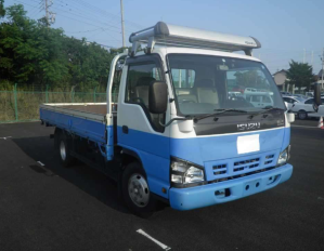 2005 isuzu elf npr 81 npr81AR 4800 diesel for sale in japan