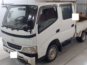 toyota dyna kdy230 double cab for sale in japan