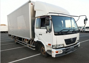 2006 Nissan diesel condor mk 36 mk36a pb-mk36a 6,4 diesel 6MT for sale in japan