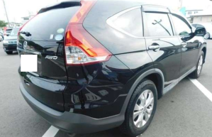 2012 honda crv cr-v cr v rm4 2.4 24g for sale in japan