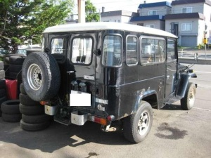 1981 toyota land cruiser bj44 sale japan 3.2d-1