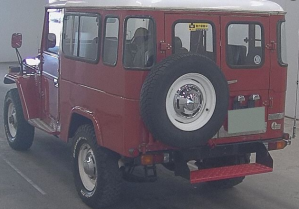 1982 toyota land cruiser bj44 bj44v 3.2 diesel  cars used 4wd for sale in japan