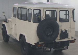 1982 toyota land cruiser bj44 bj44v 3.2 diesel for sale in japan