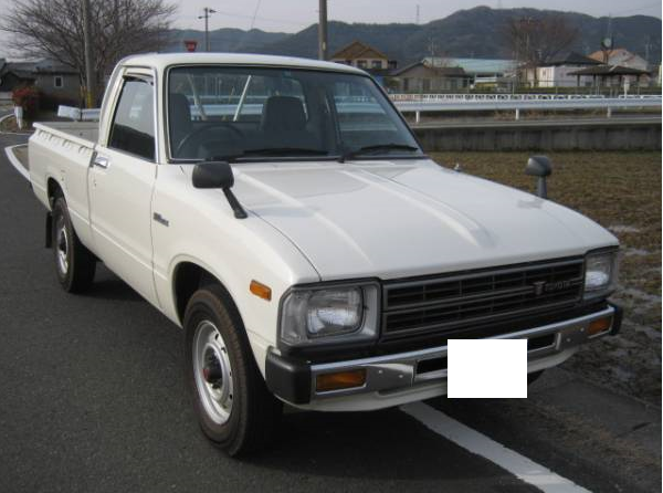 1984 toyota hilux pickup trucks 1 6 for sale japan rn45 jpn car name for sale japan. Black Bedroom Furniture Sets. Home Design Ideas
